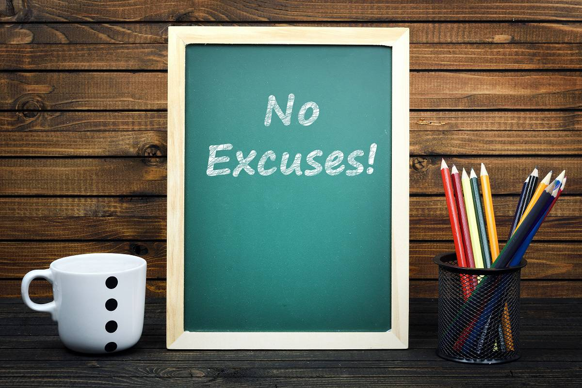 business excuses
