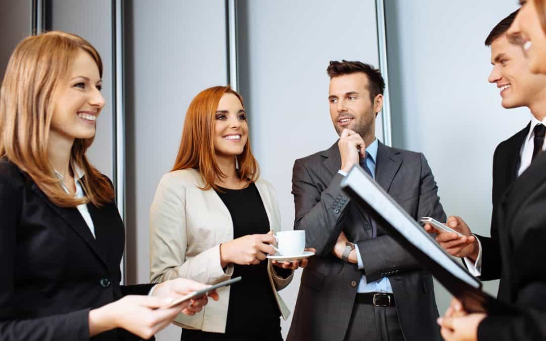 Why networking is like dating