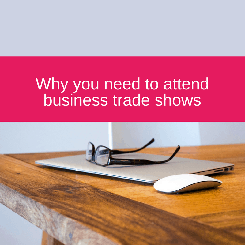 Should you attend trade shows or conferences to enhance your VA business?