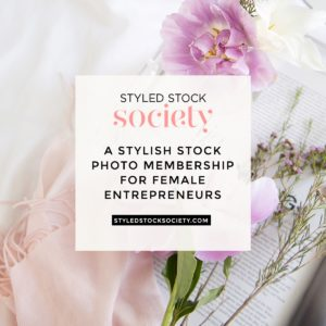 Styled Stock gorgeous images for VA websites