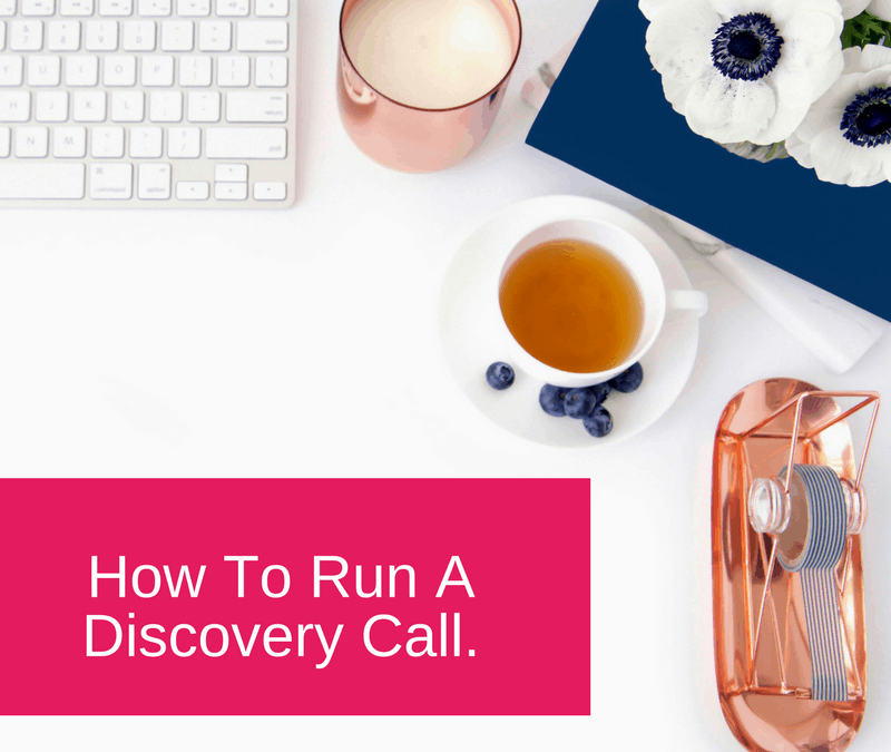 How to run a discovery call as a Virtual Assistant