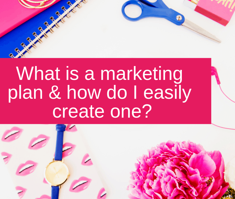 What is a marketing plan & how do I easily create one?