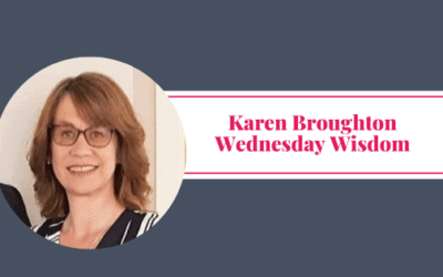 Wednesday Wisdom – Karen Broughton – KB Virtual Services