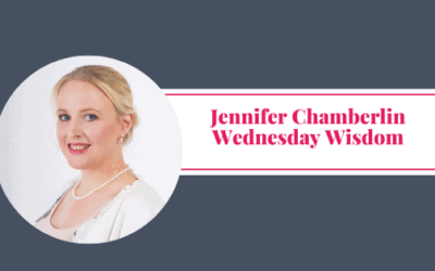 Wednesday Wisdom – Jennifer Chamberlin – My Bilingual VA
