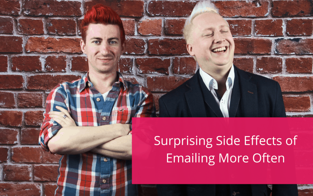 Surprising Side Effects of Emailing More Often