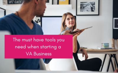 What are the must-have tools for starting to work as a VA?